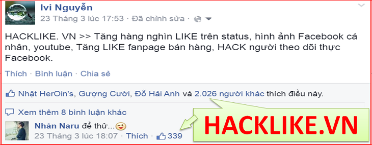 hack like facebook, hack like, hack like ảnh facebook, tăng like facebook, hack like stt, hack like cmt, hack like bình luận, web hack like, hack like fb